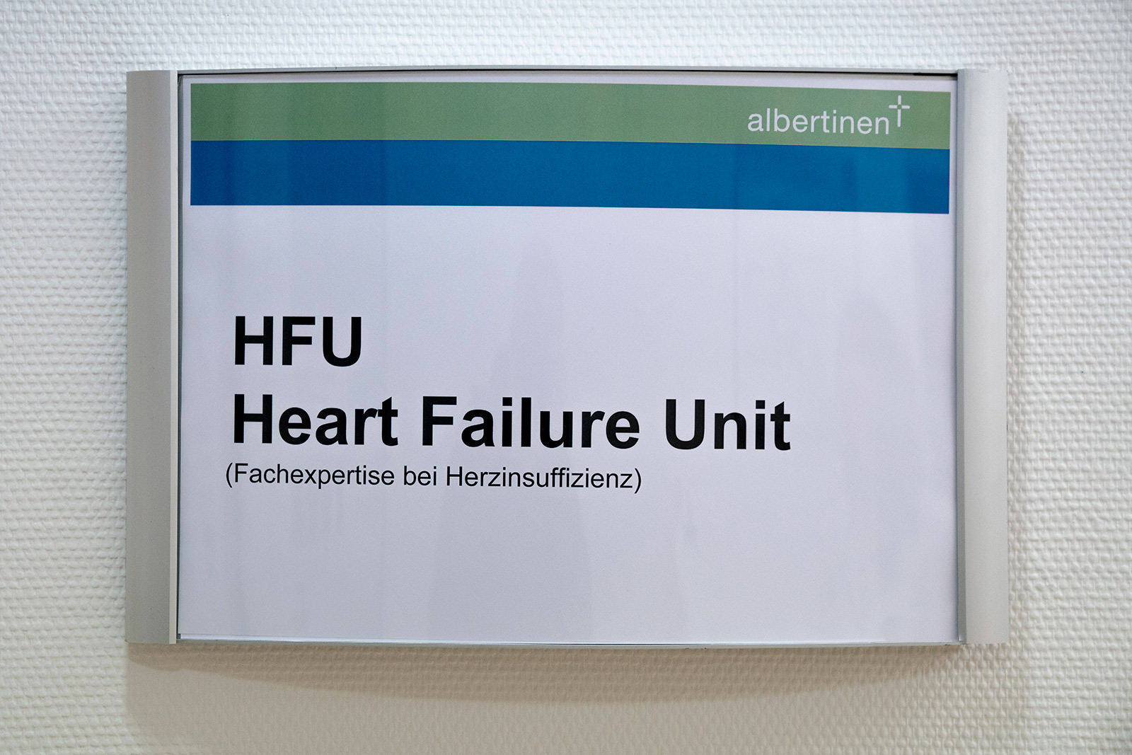Heart Failure Unit (HFU) auf B2 ab 1.12.2016